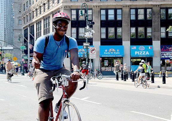 Bicicleta nova york